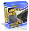 Private Label Article Pack : Internet Biz Articles PLR ...