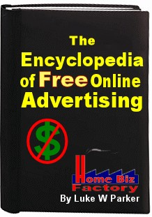 The Encyclopedia Of Free Online Advertising Give Away Rights Ebook