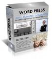 Word Press Auto Content Generator MRR Script