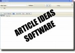 Article Ideas Mrr Software With Video