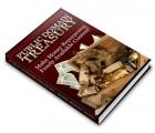 Public Domain Treasury Plr Ebook