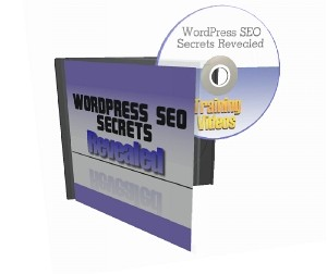 WordPress SEO Secrets Revealed Mrr Video