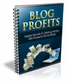 Blog Profits Personal Use Ebook