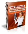 Build Your Self Esteem Mrr Ebook