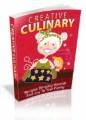Creative Culinary Mrr Ebook