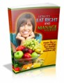 How To Eat Right And Manage Your Life Mrr Ebook