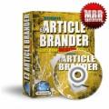 EZ Article Brander Mrr Software