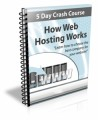 How Web Hosting Works Plr Autoresponder Messages