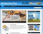 Woodworking Niche Blog Personal Use Template With Video