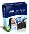 Wp Live Actor 20 Personal Use Video