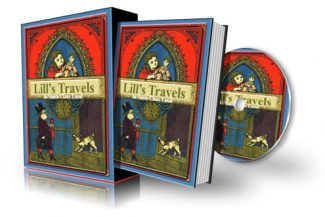 Lill's Travels In Santa Claus Land MRR Ebook