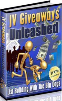 Jv Giveaways Unleashed MRR Ebook