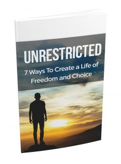 7 Ways To Create A Life Of Freedom MRR Ebook With Audio