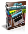 Affiliate Promotion Profits PLR Autoresponder Messages