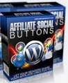 Affiliate Social Buttons Plugin MRR Script