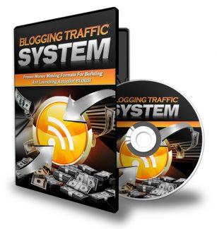 Blogging Traffic System MRR Ebook