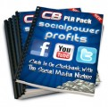 Cb Social Power Profits Resale Rights Ebook With Video