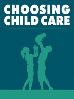 Choosing Child Care MRR Ebook