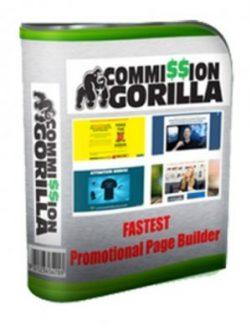 Commission Gorilla Review Pack PLR Video