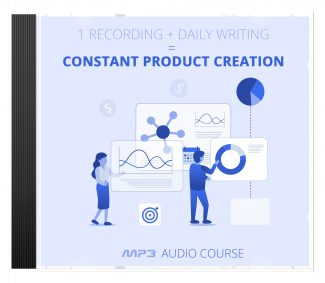 Constant Product Creation MRR Audio