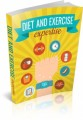 Diet And Exercise Expertise MRR Ebook