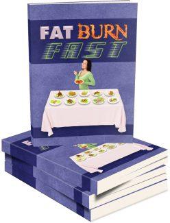 Fat Burn Fast MRR Ebook