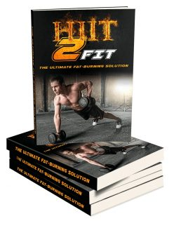 Hiit 2 Fit MRR Ebook