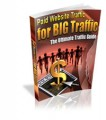 Paid Website Traffic For Big Traffic Resale Rights Ebook