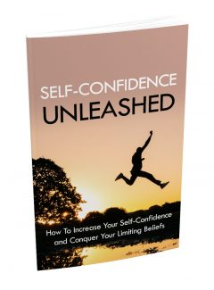 Self Confidence Unleashed MRR Ebook