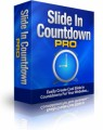 Slidein Countdown Pro MRR Software