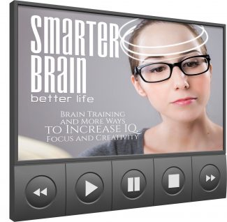 Smarter Brain Better Life Upgrade MRR Video With Audio