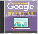 The Unstoppable Google Marketer MRR Audio