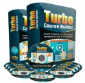 Turbo Course Builder Personal Use Software With Video
