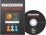 Underground Traffic Sources Resale Rights Video