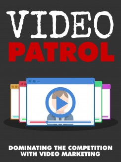 Video Patrol Give Away Rights Ebook
