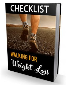 Walking For The Weight Loss MRR Ebook With Audio & Video