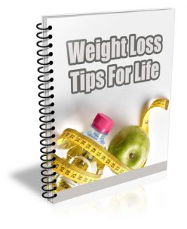 Weight Loss Tips For Life PLR Autoresponder Messages