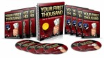 Your First Thousand Resale Rights Ebook With Audio & Video