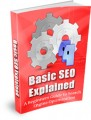 Basic Seo Explained MRR Ebook