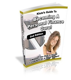 Becoming A Personal Finance Guru Mrr Ebook