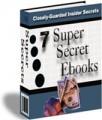 7 Super Secrets Ebooks Resale Rights Software