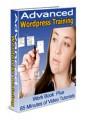 Advanced WordPress Training PLR Video