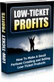 Low Ticket Profits Mrr Ebook With Video
