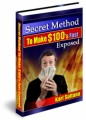 Secret Method To Make 100'S Fast Exposed MRR Ebook
