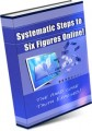 Systematic Steps To Six Figures Online MRR Ebook