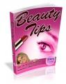 Beauty Tips Mrr Ebook