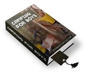 Camping For Boys Plr Ebook