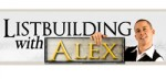 List Building With Alex Give Away Rights Ebook