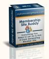 Membership Site Buddy MRR Ebook With Audio