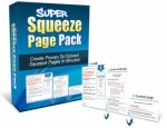 Super Squeeze Page Pack Personal Use Graphic